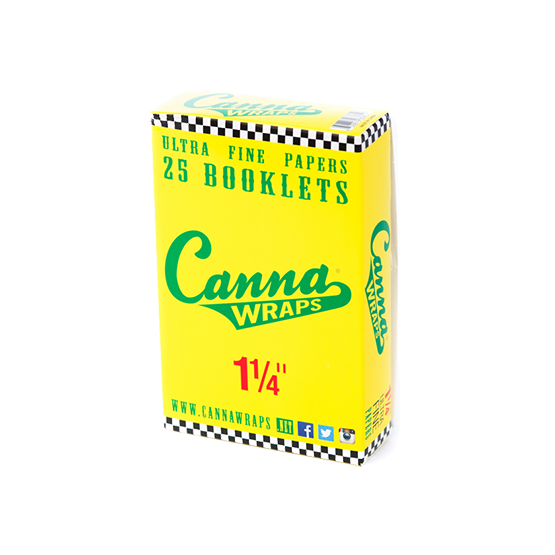 Dank S Papers Cannawraps 1 1 4 Quot Rolling Papers 25pcs