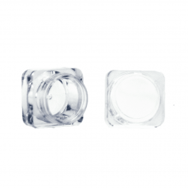 5ml acrylic, california, classic, clear, concentrate, container, containers, concentrate container, concentrate containers, custom branding, dab, dabber, oil, retail, screw top, hash container, acrylic hash container, acrylic concentrate container, 5ml acrylic concentrate container