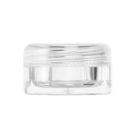 square bottom concentrate container