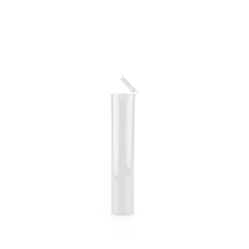 Clear Child Resistant Vape Cartridge Tubes For 1 0ml Carts