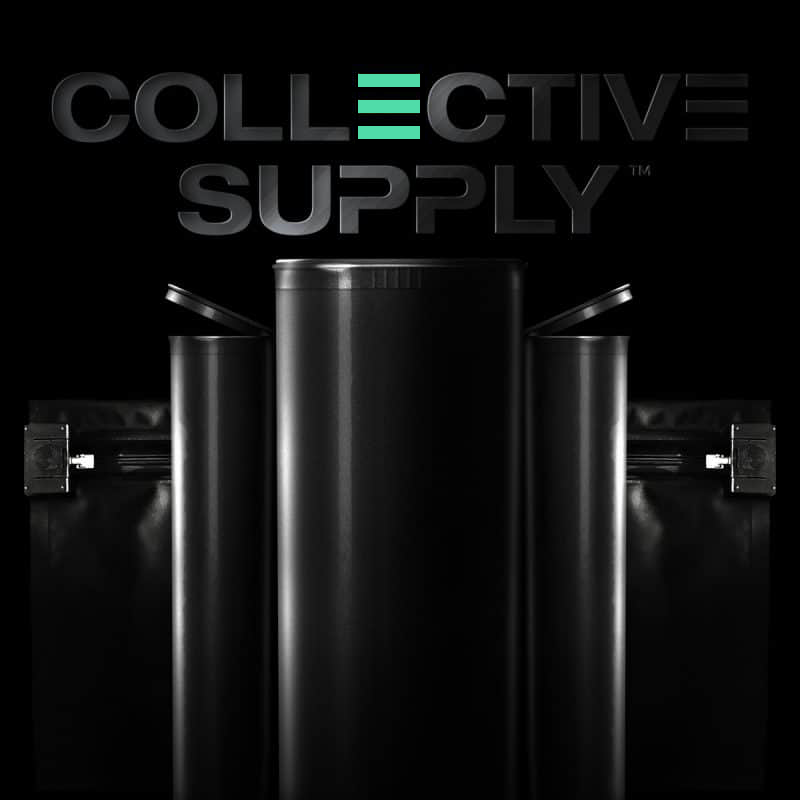 COLLECTIVE SUPPLY   Wholesale Cannabis Packaging, Dispensary