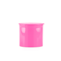 90 dram pop top container, 90 dram, wide mouth containers, child resistant wide mouth containers, CR containers, pink pop tops, pink pop top bottles